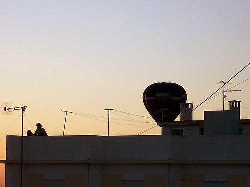 A ver balão