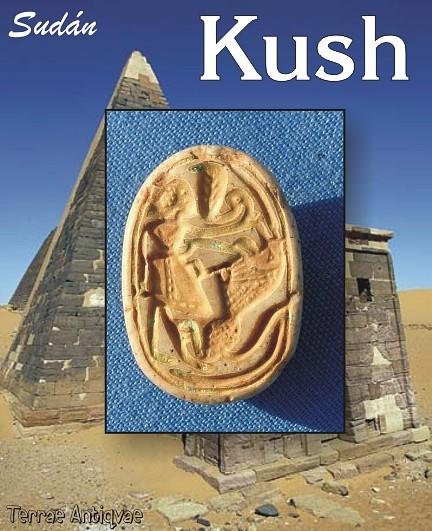 Kush Sudan sello TA