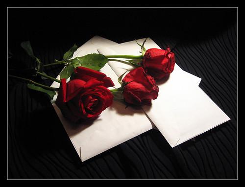 Cartas y detalles de amor.....o ,fría propaganda electoral. por toalafoto.