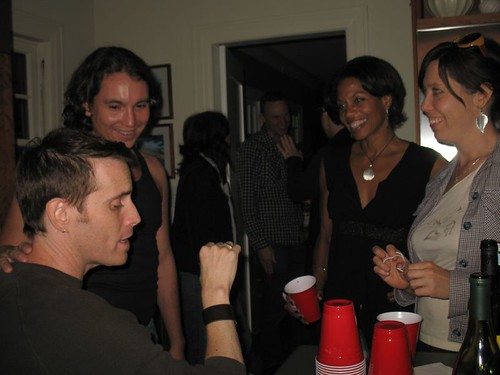 Stephen, Lano, Karen and Kirsten