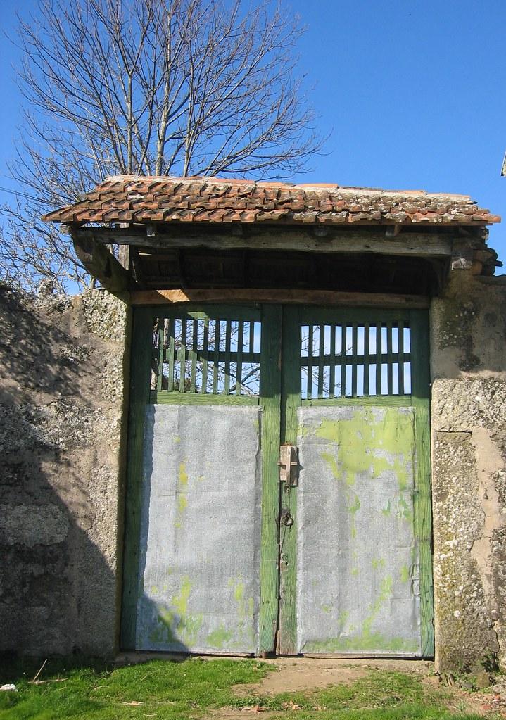 A porta do lado