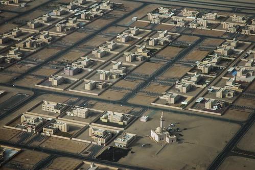 UAE - Abu Dhabi - New suburb