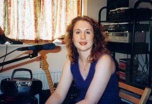 Ileesha Bailey - recording 'Eve' (2001)