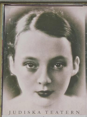 Marguerite Duras by Johan Bergman.