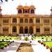 Beautiful Architechure of Mohatta Palace, Karachi