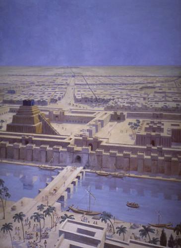 Babylon, Ancient Iraq