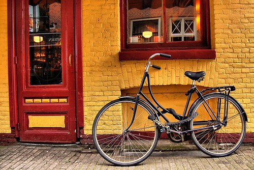 Yellow Bike Blues