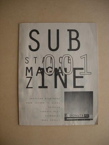 Substance Magazine California 2003