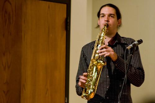 Peter Bede - Saxophone