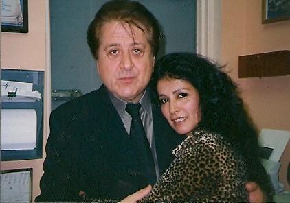 Yaco Monti y Rossana Azuero