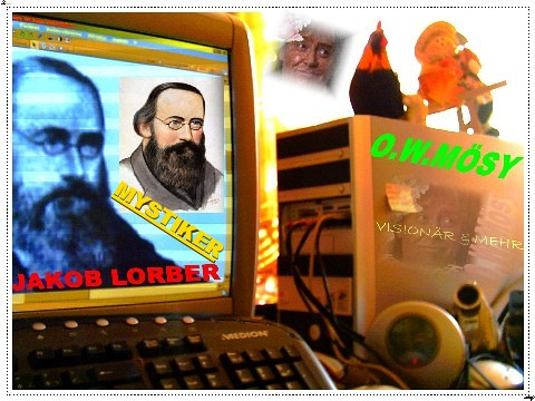 CHRISTLICHER MYSTIKER Jakob Lorber auf dem Monitor 51 ipg Mittlere Webansicht
