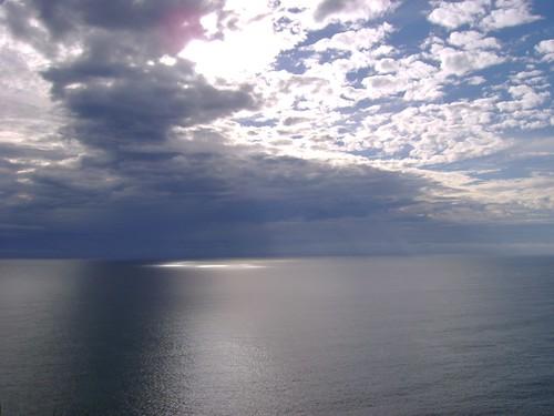 Mar calmo Curiñanco por cuerv084.
