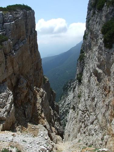 078 - fantasticka prurva pri vystupu na Col Rosu