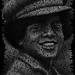 Michael Jackson, Text Portrait