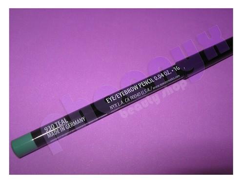 NYX Slim Eye Pencil - 930 Teal