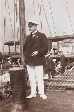 Erhvervsmanden Harald Plum 1881-1929
