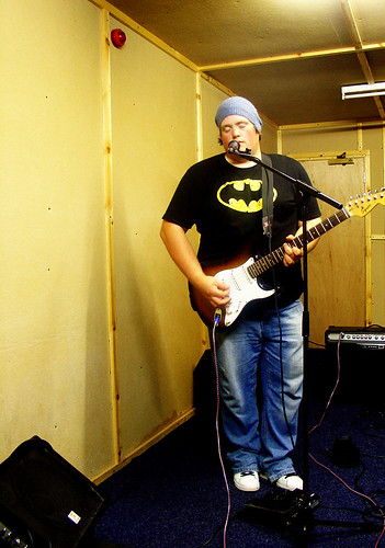 Jam Shop Rehearsal - July 2009