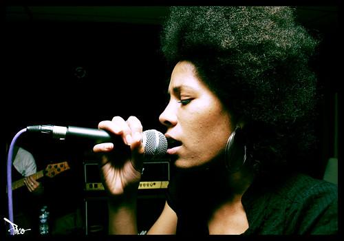 Sandy Cossett Studio repet' Soulnation