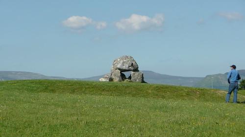 Carrowmore dolmen 1