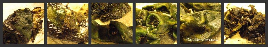Peeling Peppers