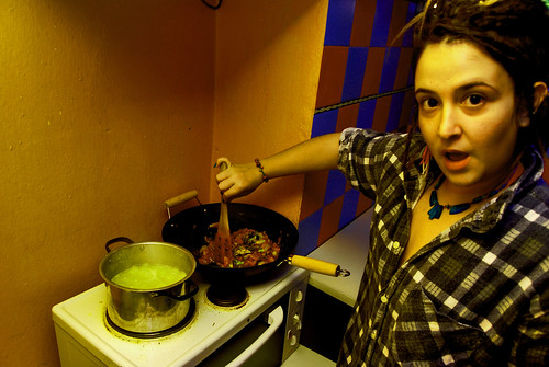 Model 's cooking time, Ano Poli, Thessaloniki, Greece