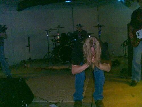 Sanctus Infernum @ Eagles Lodge 6-6-09