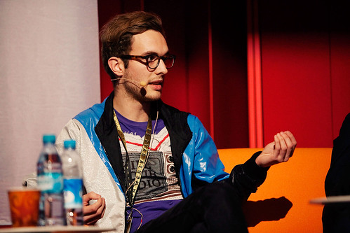 Jacob Bøtter @ Vi vil ha' Spotify til Danmark...