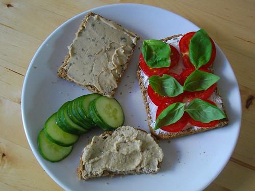 Mmmm lunch