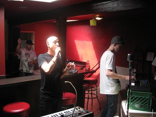 ZACKEY FORCE FUNK LIVE AT DUBLAB 08.19.09
