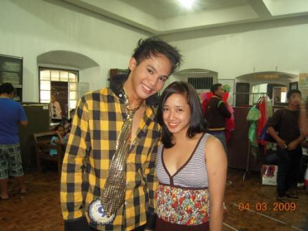 miah and dancer of powerdance