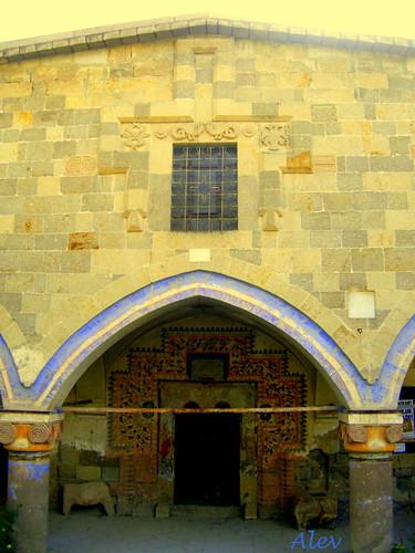 Konstantin-Eleni Kilisesi-Sinasos...The Agios Konstantinos Eleni Church-Sinasos...