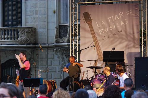 La Banda del Pepo en La Mar de Músicas - Cartagena 04