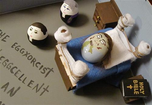 The Egg-xorcist Part 2