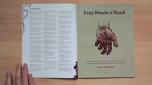 Fray Issue 3: Sex & Death Walkthrough
