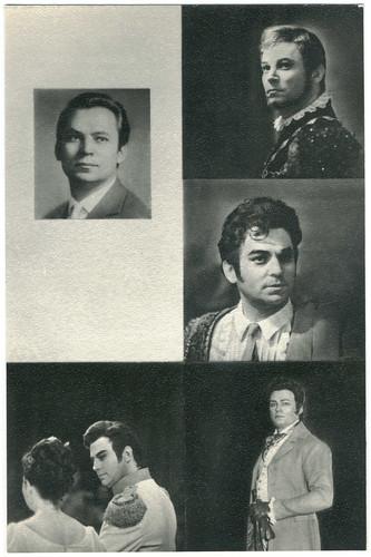 Yuri MAZUROK in operas 'Troubadour', 'Carmen', 'Eugine Onegin' & 'War and Peace'_Planeta (Bolshoy Teatr)
