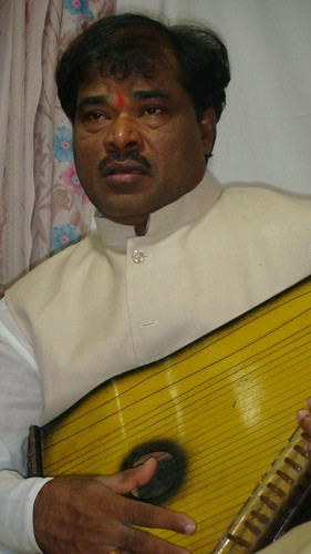 PANDIT S.BALLESH IN RIYAZ