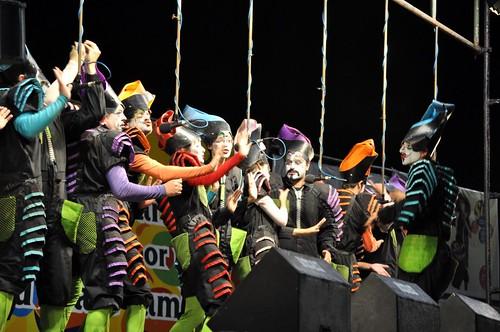 Murga La Mojigata - Carnaval 2010 Montevideo Uruguay