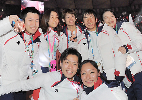 Closing Ceremony of Vancouver Olympics #1