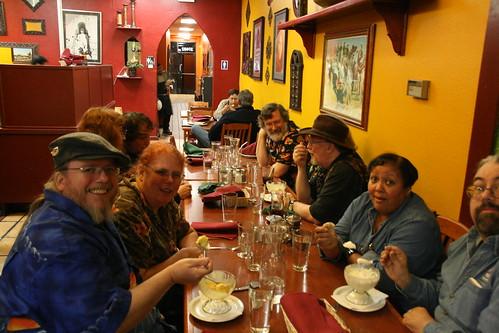 Consonance 2010 Pre-Con meal