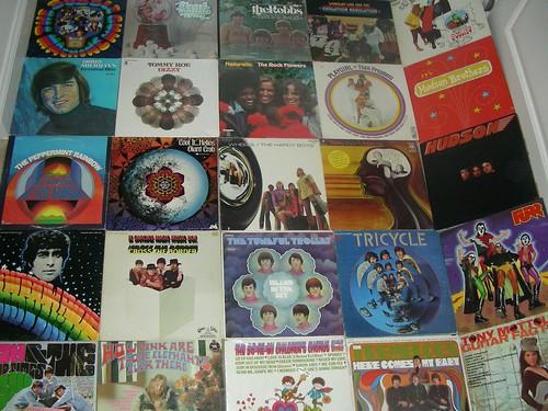 Bubblegum LPs