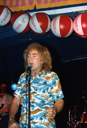 Jan Berry - Photo taken 1987 Concert at Wasaga Beach,Ontario,Canada