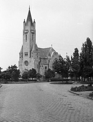 1953 - Árpád téri református templom