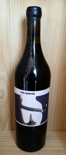Sine Qua Non Five Shooter Grenache, Central Coast