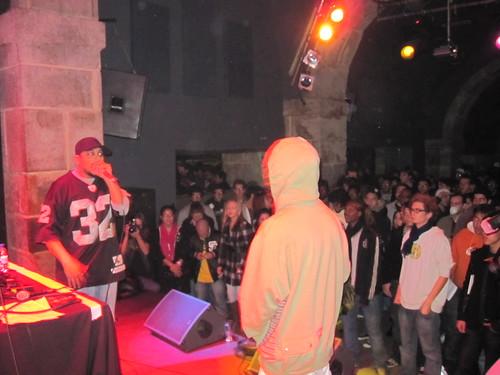 SANRYSE E BAMBINO 2 @ FOOTMOVIN' PARTY (MUSICBOX)