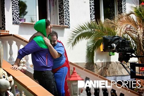 MAKING OFF DANI MORENO FEAT JACKIE SAGANA