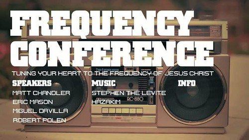 Frequency Conference // Radio Promo on Vimeo by The Lamp Lounge