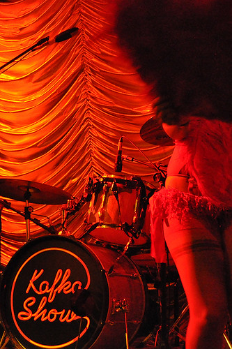 Kafka Show @ CB BAR (2010)
