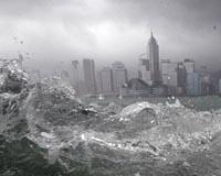 Hong Kong's ghostly seas warn of looming global tragedy