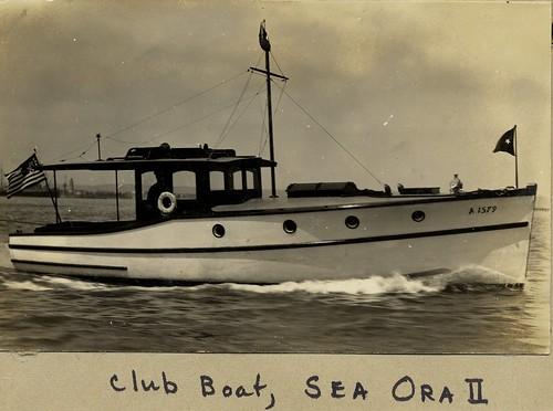 Southwestern Yacht Club - Dr Graham Shand's