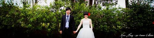 Connie & Kelun 自助婚紗